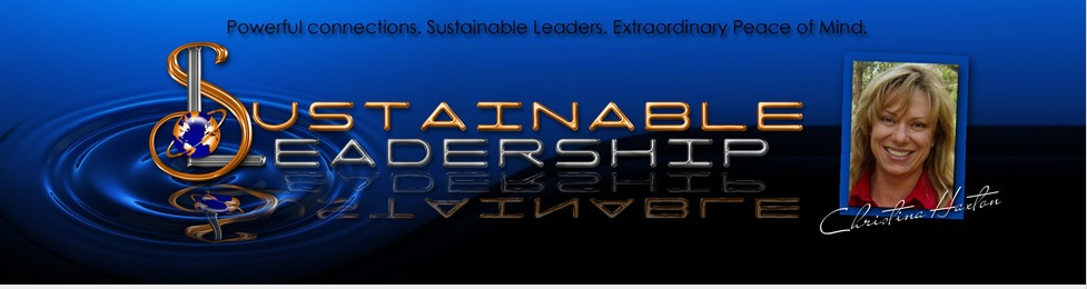 Christina Haxton, Sustainable Leadership, Inc.