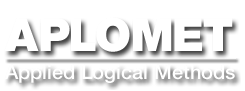APLOMET/Applied Logical Methods